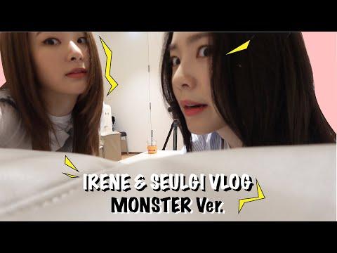 아이린&슬기 Vlog: Monster Ver.
