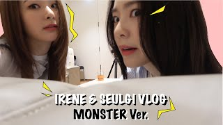 아이린&슬기 Vlog: Monster Ver.