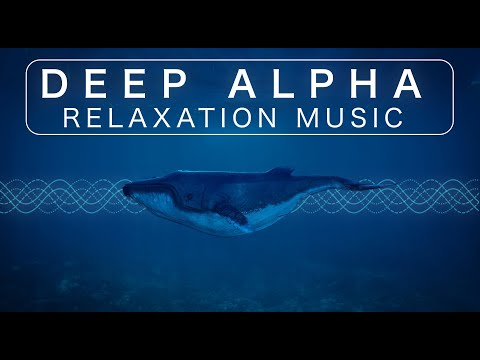 Binaural Beats With Water Sounds 16 min. Whale Sounds & Deep Breathing for Sleep