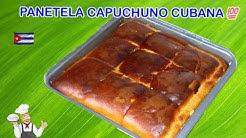 Receta cubana Panetela Borracha