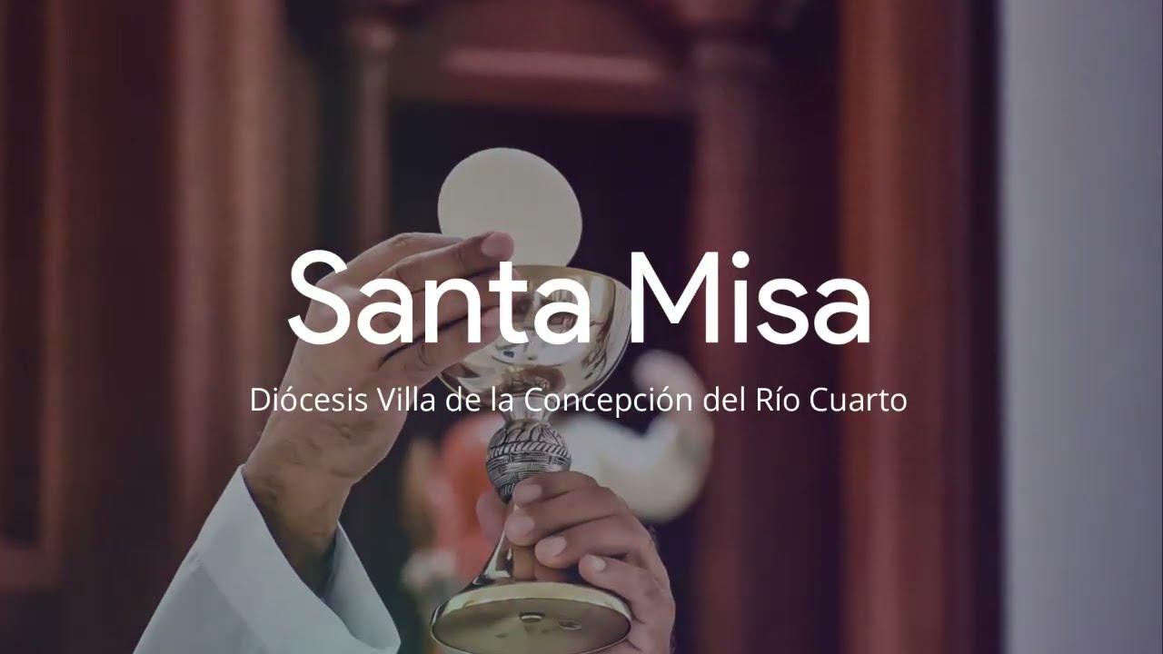 Santa Misa - 3° Domingo de Pascua - Mons. Adolfo Uriona