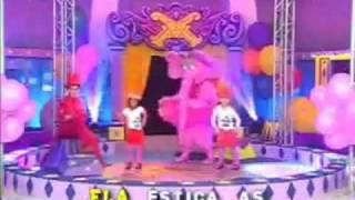 Xuxa A Elefanta Bila Bilú