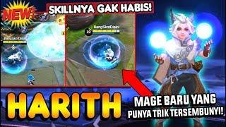 NEW MAGE HARITH - TRIK RAHASIA Yang Bisa Bikin Hero ini IMBA & SAKIT! | Update Mobile Legend