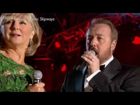 'Music Of The Night' / 'All I Ask Of You', John Owen-Jones & Lesley Garrett - BBC Proms in the Park