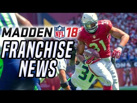 Madden 18 News | Franchise Mode Additions & Play Now LIVE