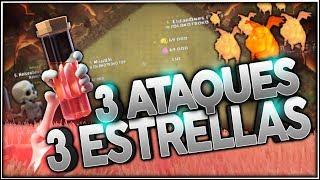 EJÉRCITO IMPARABLE EN TH9 | 3 Ataques 3 Estrellas #20