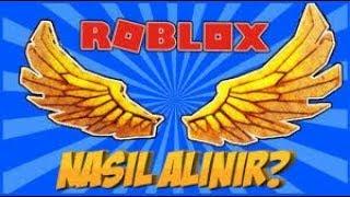 Roblox Bedava Wing Alma - Bloxys 2019 Event