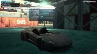 Need for Speed Most Wanted 2012 - Cars from Ultimate Speed Pack