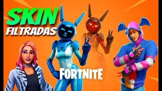 SKIN NEW FORTNITE (FILTRATED New PACK)🔥