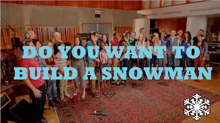 Disney-do You Want To Build A Snowman (subtitulada A Español)