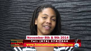 Alicia & Aisha talking about Internet In...