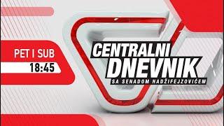 CENTRALNI DNEVNIK - 18. 10. 2019.