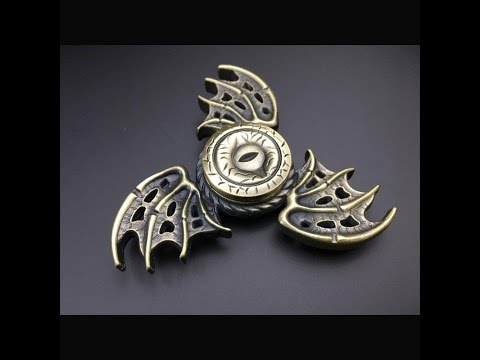 THE $ RAREST DIAMOND DRAGON SPINNER