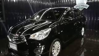 Review เคลือบแก้ว เคลือบเซรามิก Mitsubishi Attrage วันเดียวเสร็จ ถามราคา คลองหลวง ปทุมธานี
