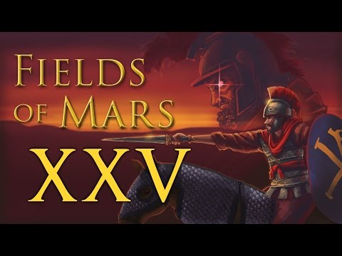 Fields of Mars #25 | A Deadly Rumour | TW Attila Roman Britain NLP