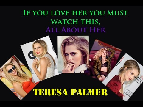 Teresa Palmer Biography - All about her