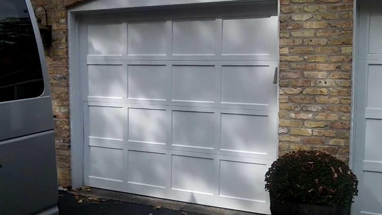 Clopay 20sp wood garage door we installed in Downers GroveIL & Clopay 20sp wood garage door we installed in Downers GroveIL ...