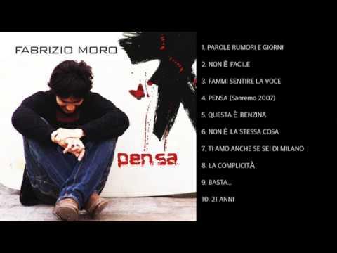 Fabrizio Moro - Pensa (Full Album-Sanremo)