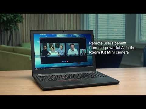 Cisco Webex Room Kit Mini via USB