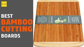 🌵7 Best Bamboo Cutting Boards 2020
