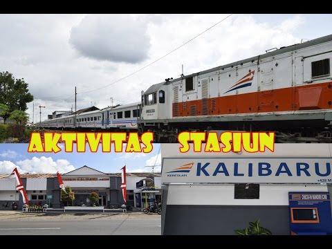 aktivitas-di-stasiun-kereta-api-kalibaru-banyuwangi-2017