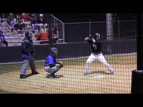 Drew Curtis 2013 Maryville Baseball Highlights