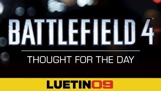 Battlefield 4 Thought for the Day | Save The Heli! [38]
