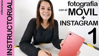 Curso de fotografía móvil #xperiaZ5foto 1/3