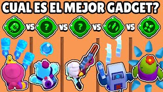 WHAT IS THE BEST GADGET? | NEW GADGETS | GADGETS OLYMPICS | BRAWL STARS