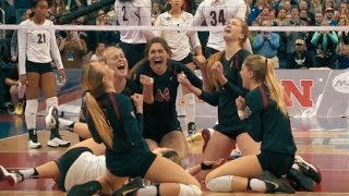 2016 Stanford Women's Volleyball National Championship Highlights