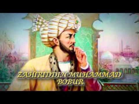Zahiriddin muhammad bobur 2