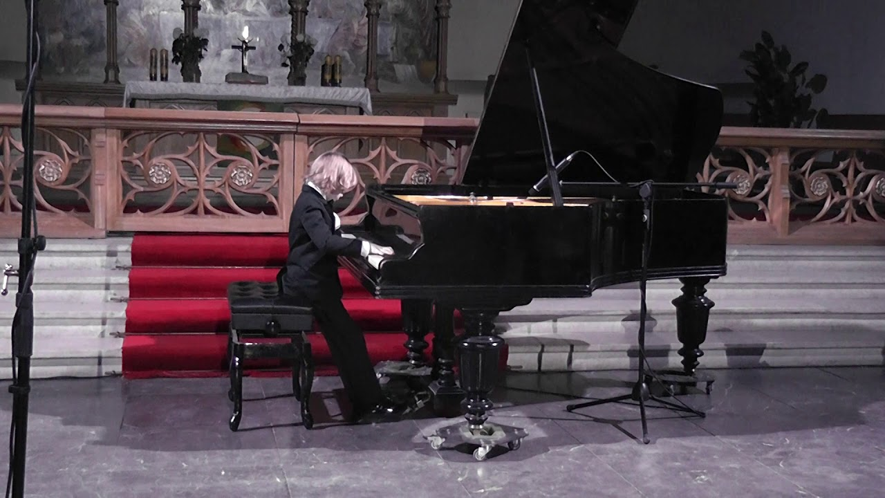 Elisey Mysin Solo Concert P I Tchaikovsky Russian Dance Op 40 N 10 Part 3 Youtube