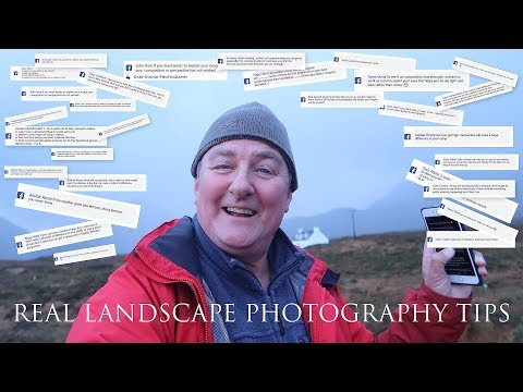 Real Landscape Photography Tips