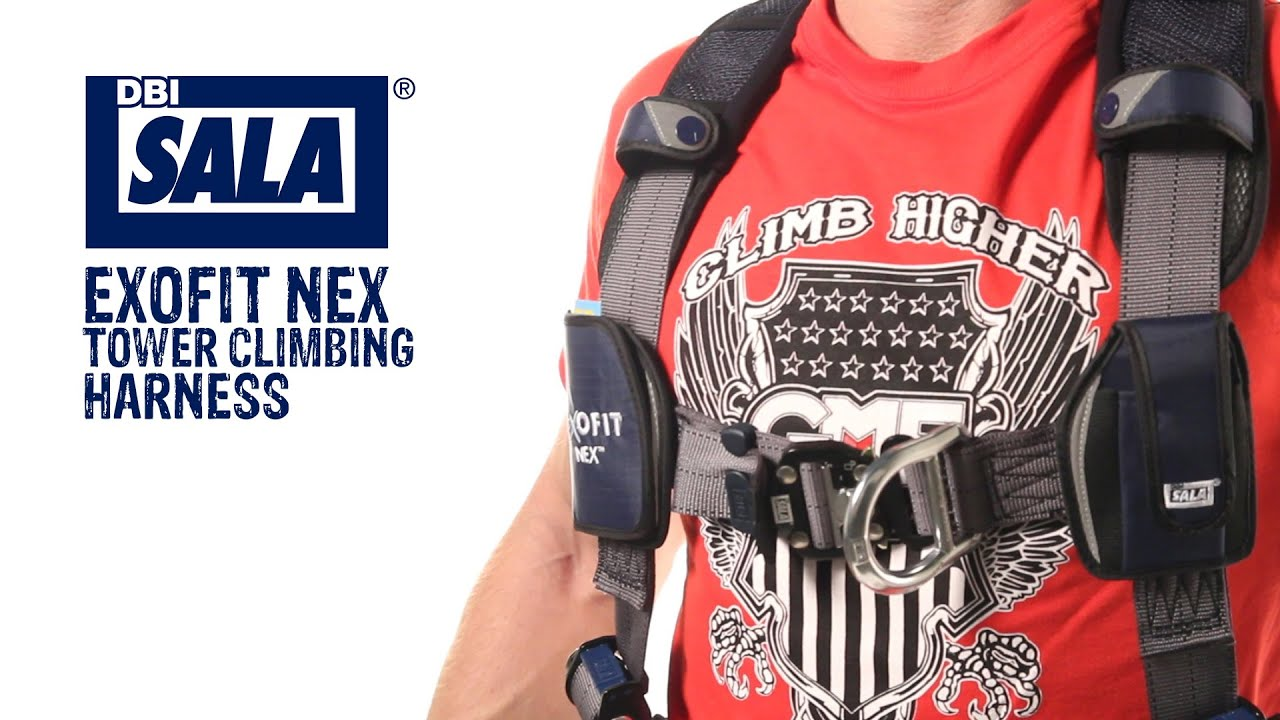 how to make a climbing harness out of webbing