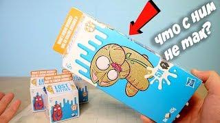 ТАЙНА LOST KITTIES 2 серия Большой пакет молока Потерянные котята Распаковка