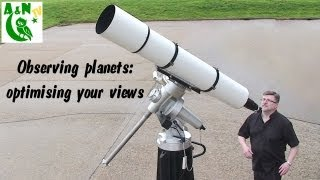 Observing planets_ optimising your views