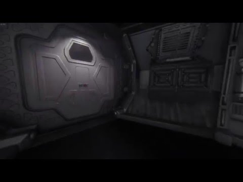 Alien: Isolation - Crew Expendable DLC | Nightmare Mode attempt |