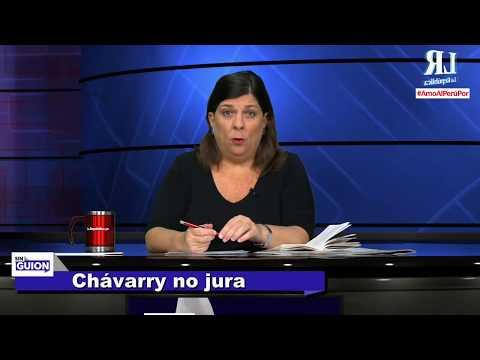 Juramentación de Chávarry tiene problemas de forma, no de fondo - SIN GUION con Rosa María Palacios