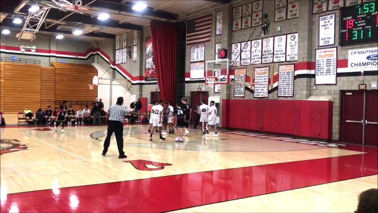 Noah Smith PG Class of 2022 HS Basketball 2019 2020