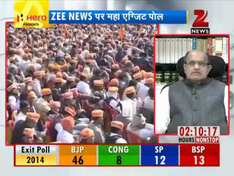 Exit polls 2014: BJP to emerge single largest party