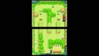Away: Shuffle Dungeon Nintendo DS Gameplay - Forest Exit