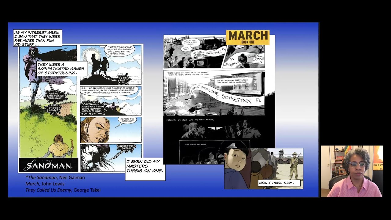 Download The Genre of Graphic Novel/Student Activism Then and Now