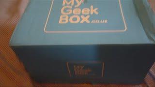 Mygeekbox June 2015 Unboxing - Abilities