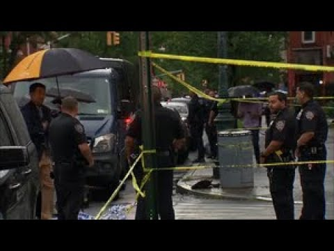 NYPD detective shot in Bedford-Stuyvesant