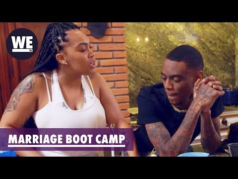 Soulja Boy Ain't Got Time to Cook Breakfast 🍳 | Marriage Boot Camp: Hip Hop Edition