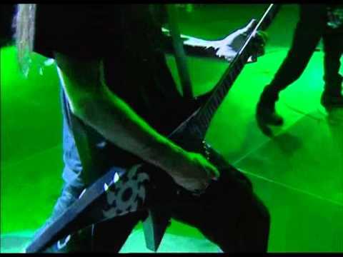 Zyklon - Hammer Revelation (live @ With Full Force 2003)