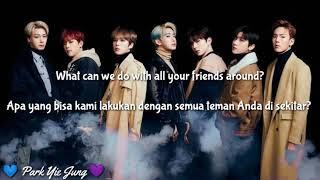 'LOVE U' MONSTA X Lyric (Inggris/Indonesia)