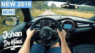 MINI COOPER 2018 POV test drive
