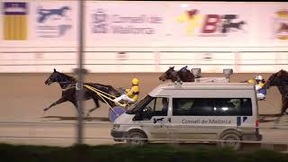 Vidéo de la course PMU PREMI FINAL TORNEIG TROTTEURS FRANCAIS EGUES
