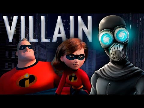 Incredibles 2 - Meet the Villain: Screenslaver!